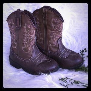 Baby Cherokee Boots